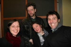 Zephyr Kwartet (Barbara Lüneburg, Jacob Plooij, Elisabeth Smalt, John Addison), 2007