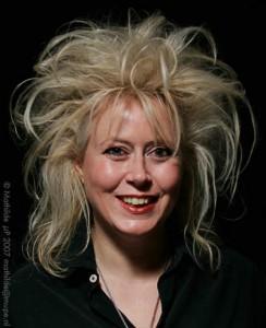 Diana Ozon (curator Dichtersdinsdag, De Kring)
