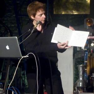 Rozalie Hirs, Logos, Gent, Belgium, 6 January 2011 (photograph: Peter Van Lancker)