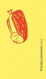 Book cover, Poezijos-pavasaris, Lithuania, 2013