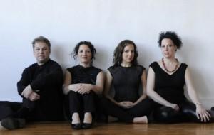 Quatuor Bozzini (Foto: Michael Slobodian)