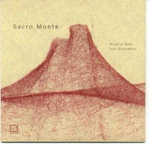Rozalie Hirs: Sacro Monte (Amsterdam: Donemus, 1999; sleeve design: Mack van Gageldonk)CD-cover-1997