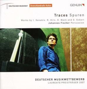 Johannes Fischer: Traces (Genuin, 2009)