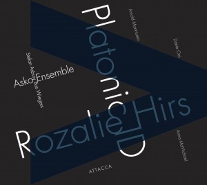 Rozalie Hirs: Platonic ID (Amsterdam: Attacca Productions, 2007; sleeve design: FokkeWubbolts)