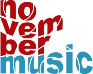 November Music logo