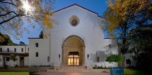 Concert Hall, Mills College, Oakland, California, United States