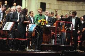 Rozalie Hirs: Roseherte, September 21, 2012, Warsaw Philharmonic, Pascal Rophé