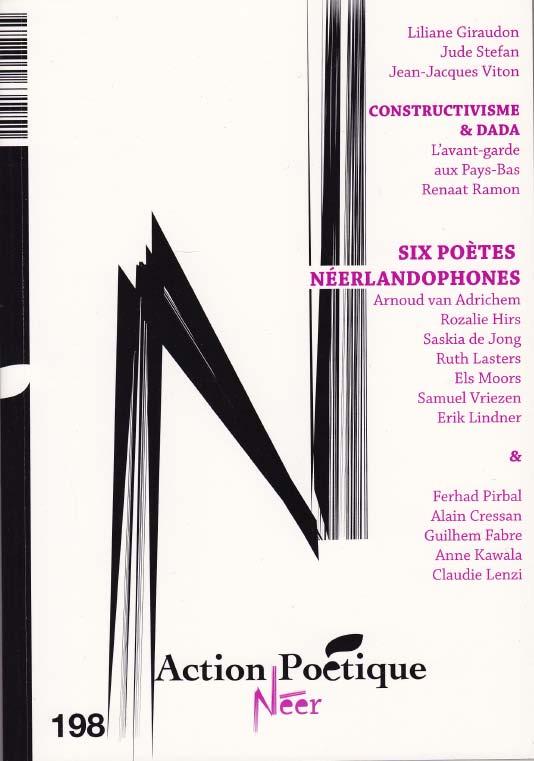 action poétique 198, parijs
