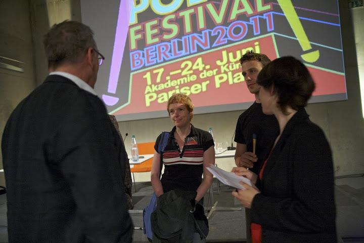 in la (2003), berlijn – duitse première