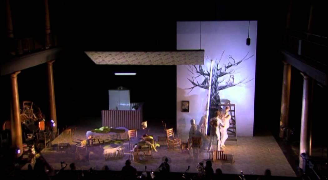 de genezing van de krekel (2005), holland festival
