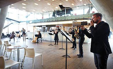 conservatorium van amsterdam – lezing