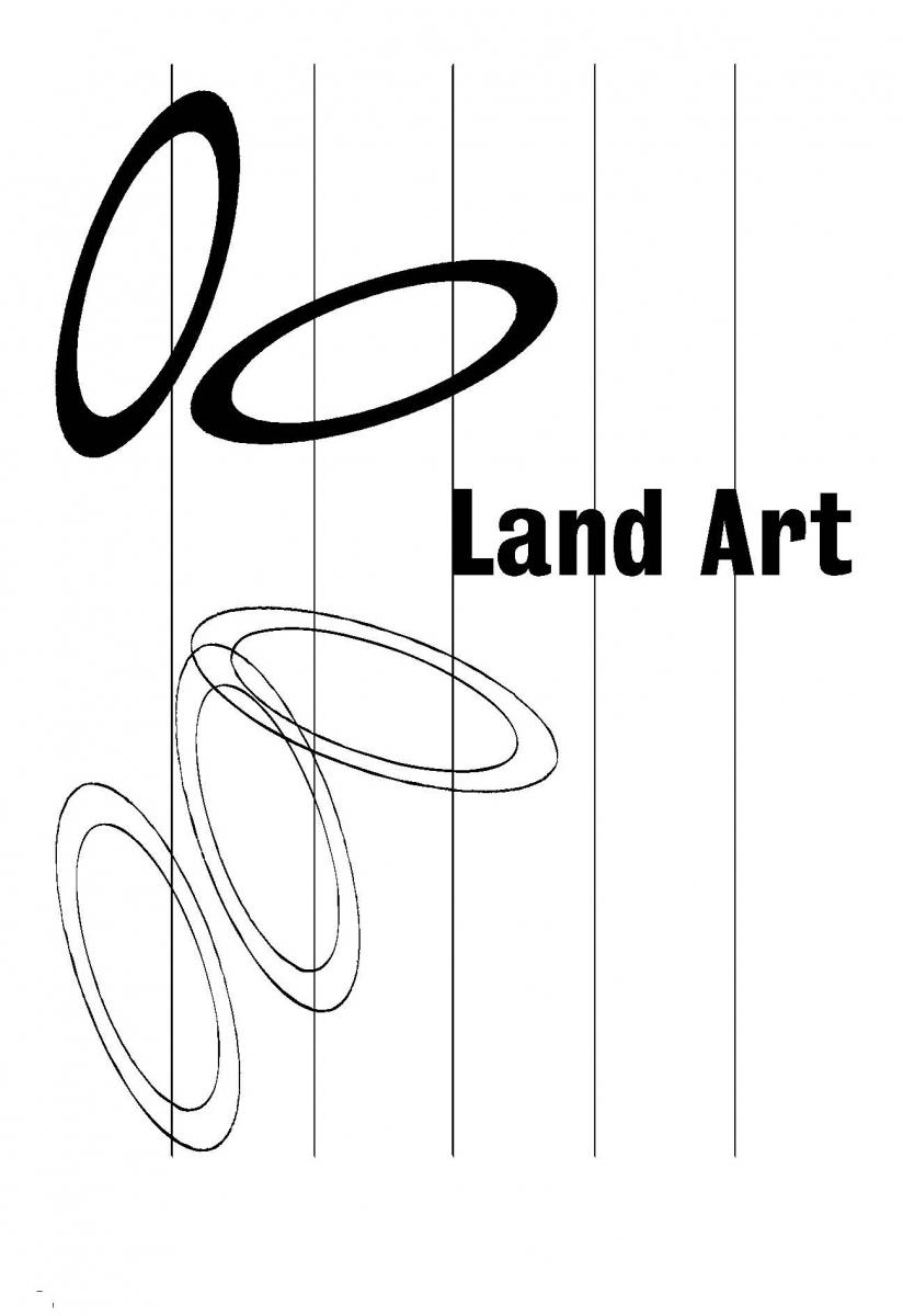 presentatie land art, dw b