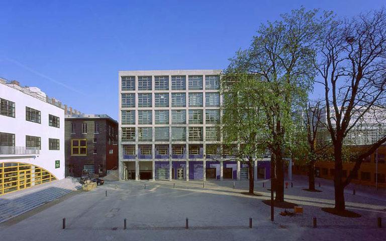 romanfabrik, frankfurt, duitsland