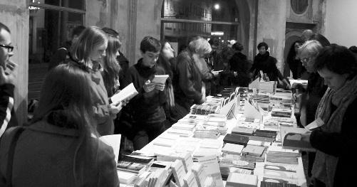 lyrikbuchhandlung, frankfurt