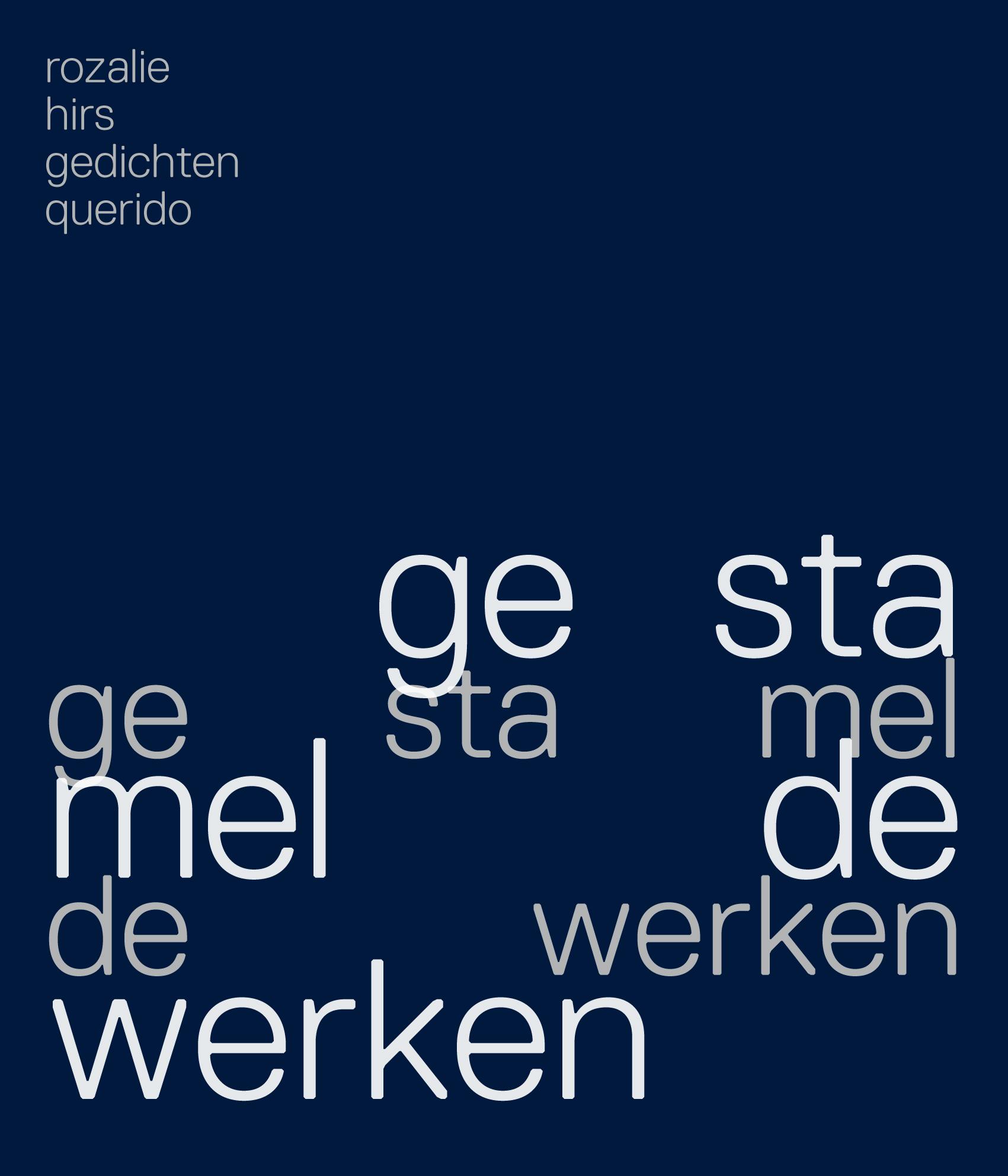 gestamelde werken (2012) – boekpresentatie