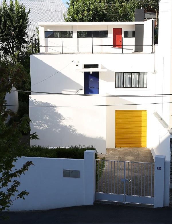 artist-in-residence, van doesburghuis, parijs