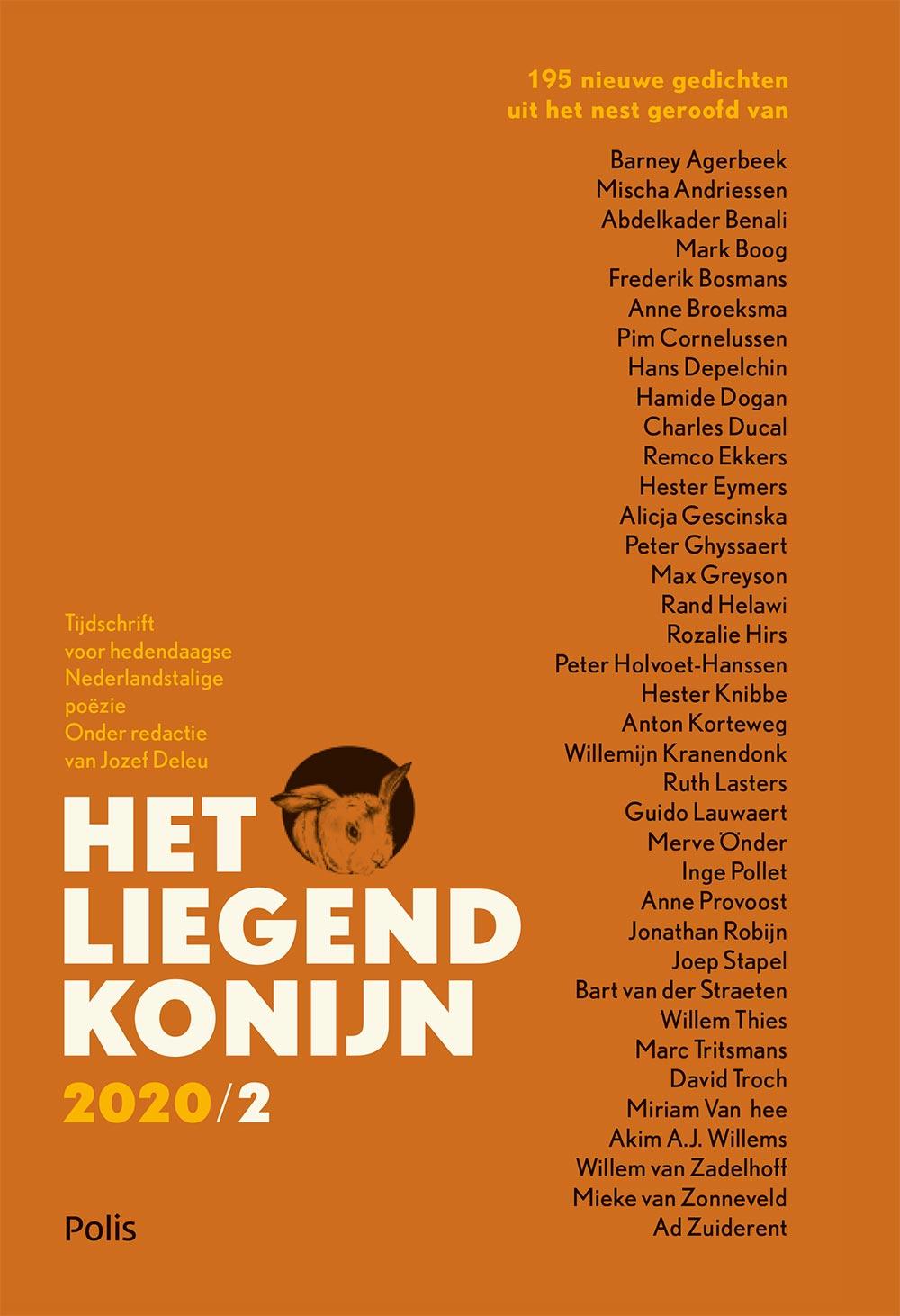 liegend konijn 2020/2 – publicatie