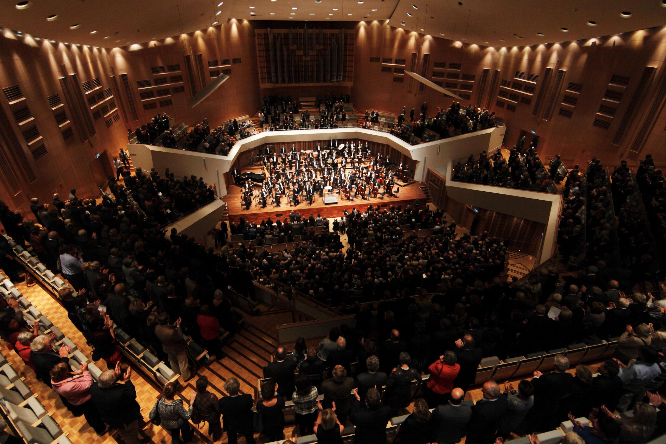 nieuw werk voor orkest – wereldpremière